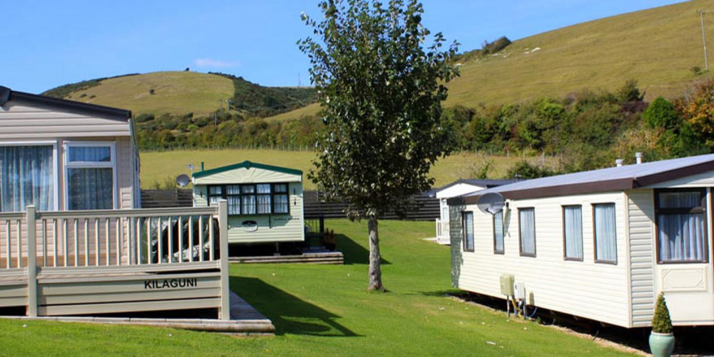 Holiday Parks With Caravans For Sale In Swanage Dorset