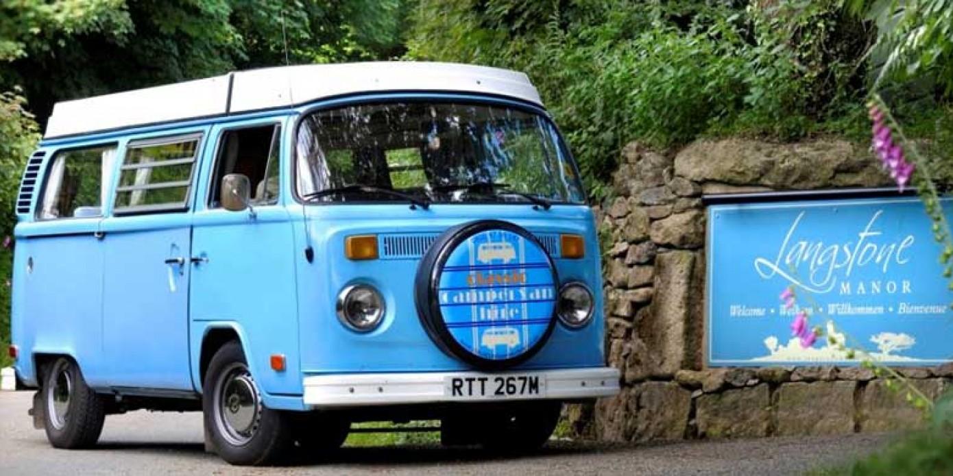 Langstone Manor Caravan Park