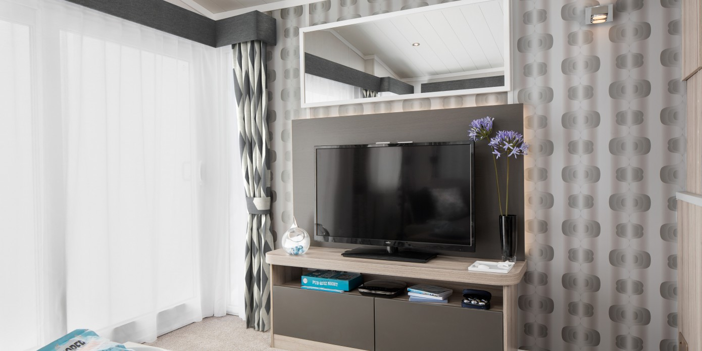 2019 Swift Antibes Static Caravan with Large Ensuite Shower Room