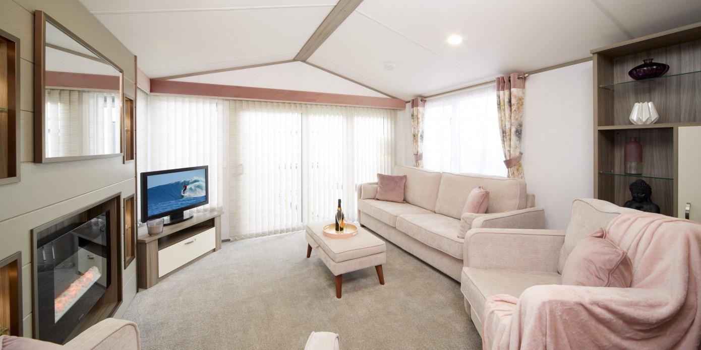 2019 Atlas Image Static Caravan With Ensuite To Both Bedrooms
